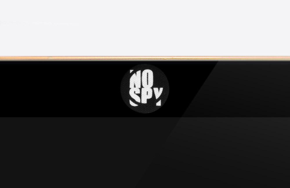 Webcam-Cover NOSPY - 14mm, black