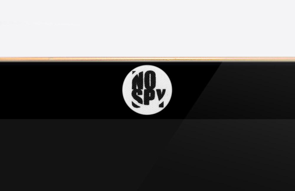 Webcam-Cover NOSPY - 14mm, white
